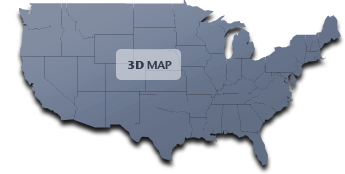 PacSeis Inc Seismic Data D And D Maps - Us map 3d